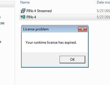 Your Runtime License Has Expired solved | 802dotWhat